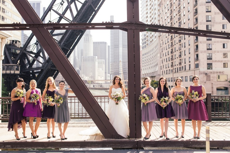 chicago wedding photographers photo by tuan b co
